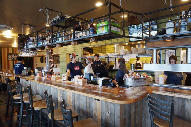 Photo #3 Event Space  at Post Brewing Company Rosedale