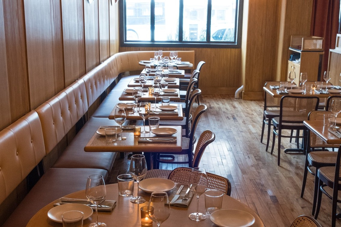 Photo #2 Private Dining Room at Fausto
