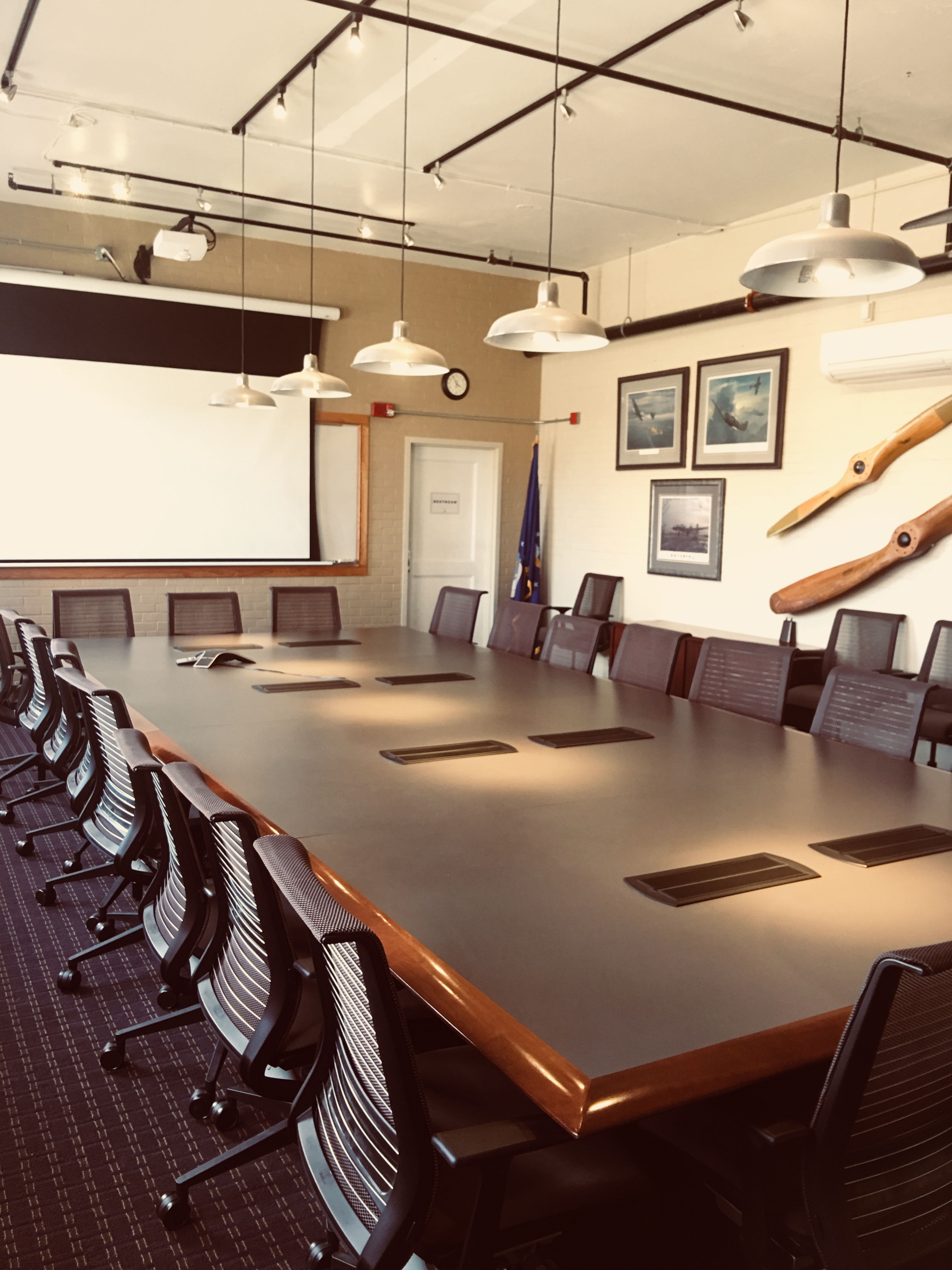 Photo #2 Corporate Board Room at Wings Over the Rockies Air & Space Museum