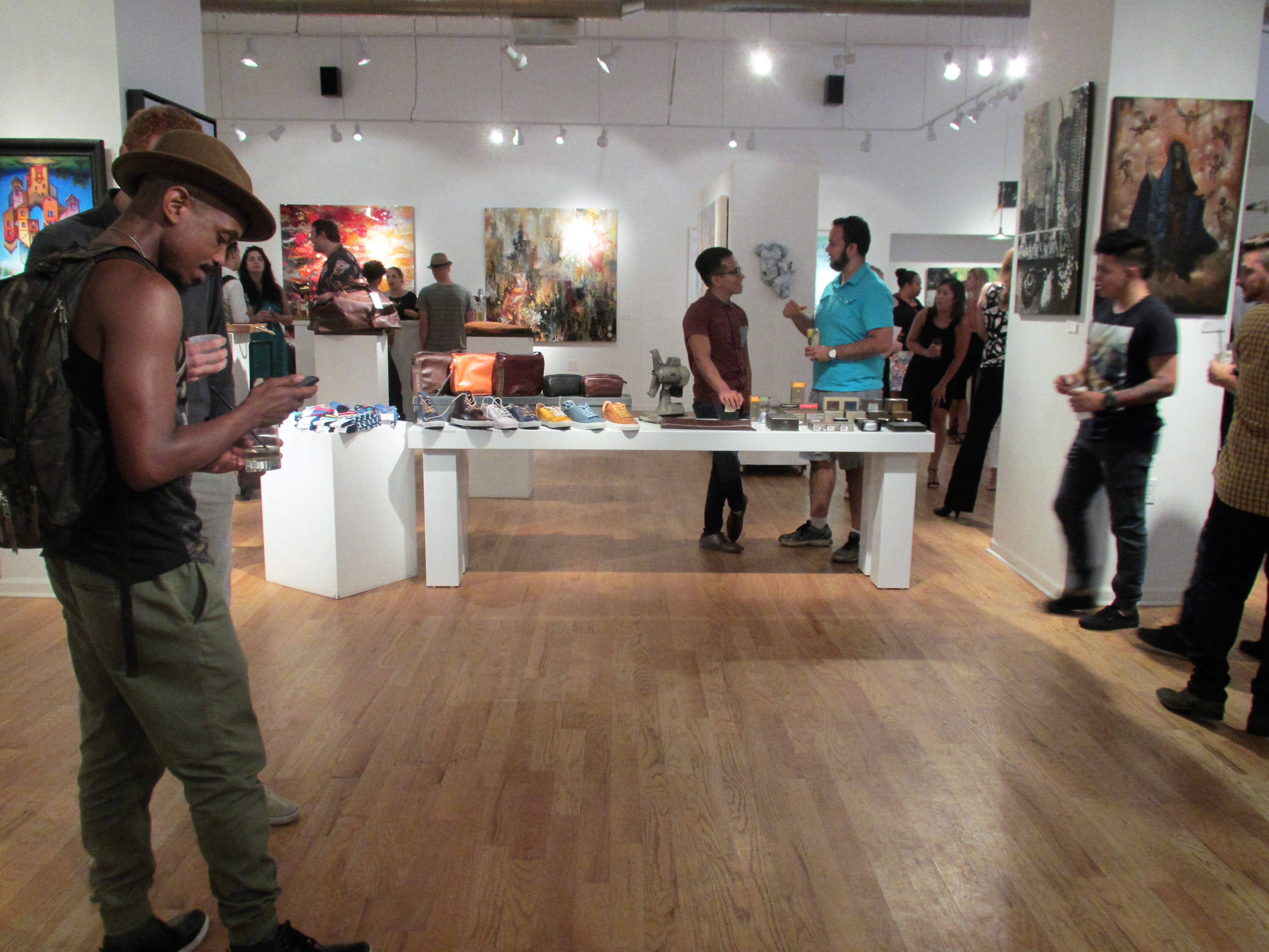 Photo #8 Full Venue at Jackson Junge Gallery