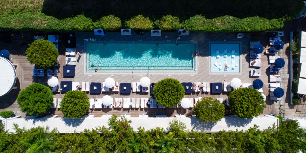 Pool & Backyard event space at Nautilus by Arlo  in Florida
