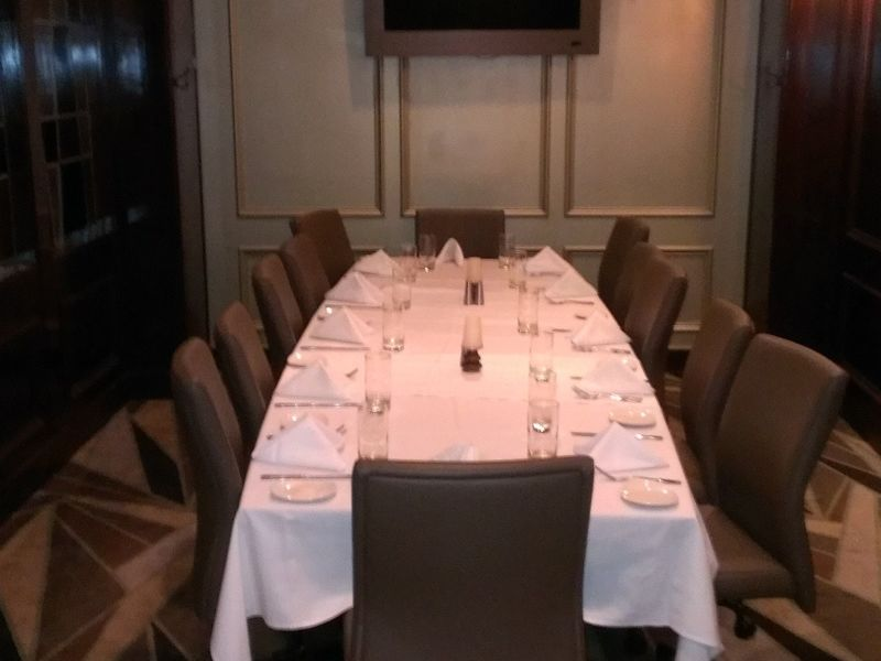 Photo #3 Boardroom at McCormick & Schmick's Seafood - Washington DC