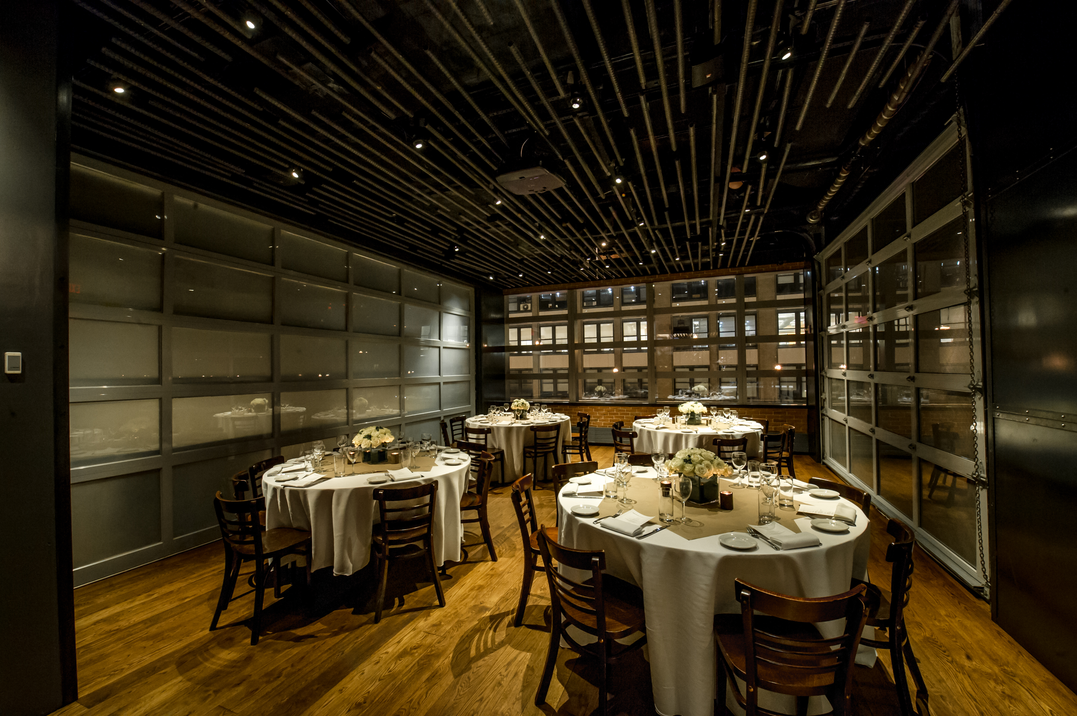 Photo #8 East Wine Room  at landmarc [at the time warner center]