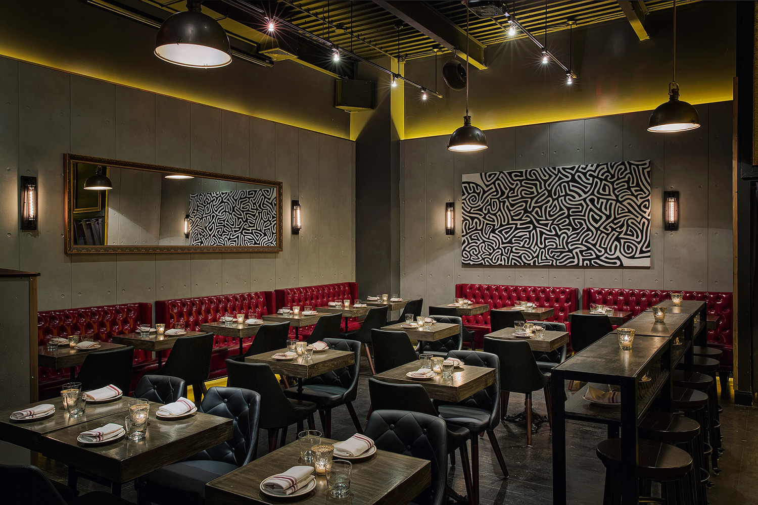 Main Dining Room  event space at The Regal in New York City, NYC, NY/NJ Area