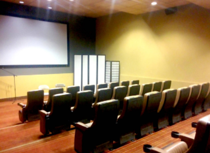 Photo #13 Screening Room at The Fillmore Heritage Center