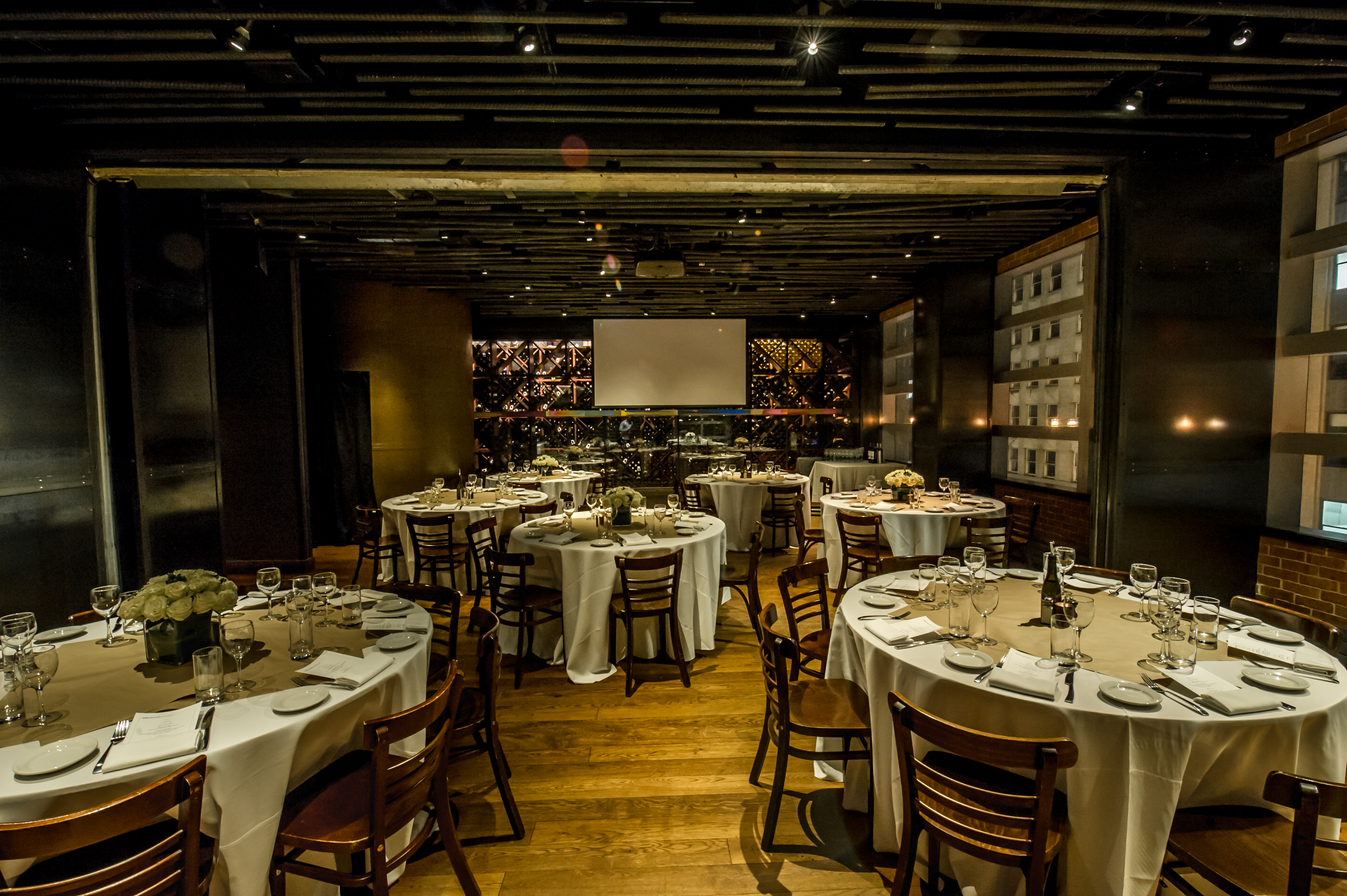 Photo #4 East + West Wine Room at landmarc [at the time warner center]