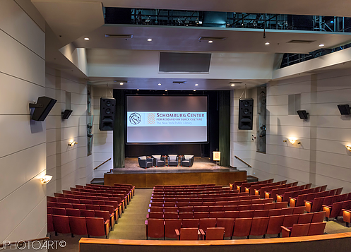The Schomburg Center event space in New York City, NYC, NY/NJ Area