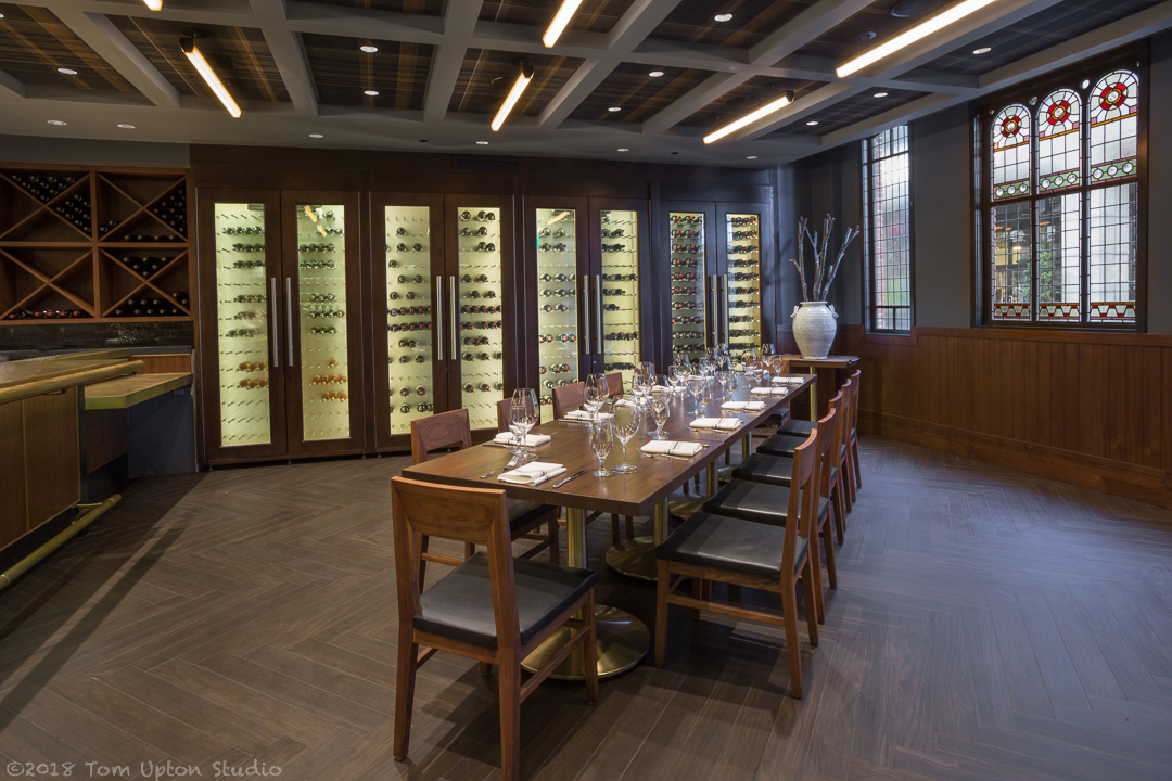 Photo #4 Wine Cellar  at British Bankers Club