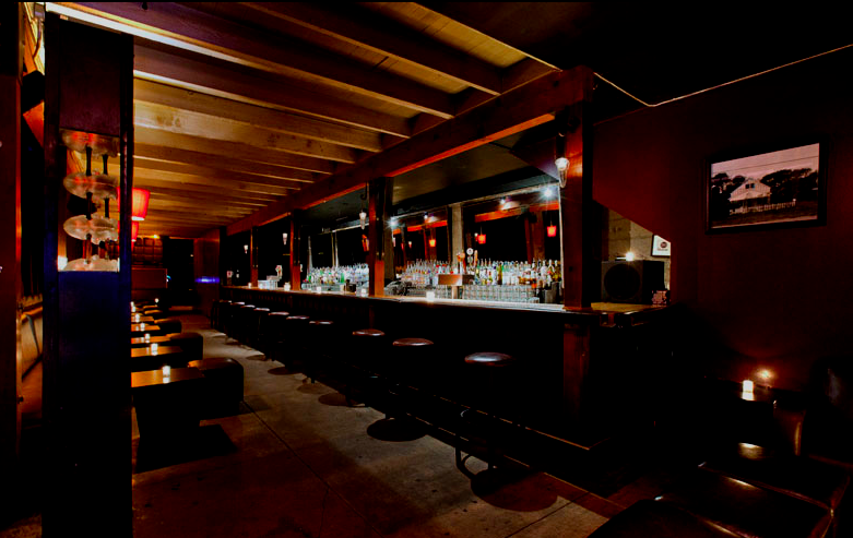 Wish Bar and Lounge event space at WISH BAR AND LOUNGE in San Francisco, SF Bay Area, San Fran