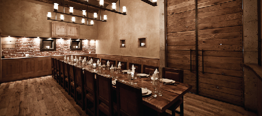 TRES Tequila Lounge & Mexican Kitchen event space in San Francisco, SF Bay Area, San Fran