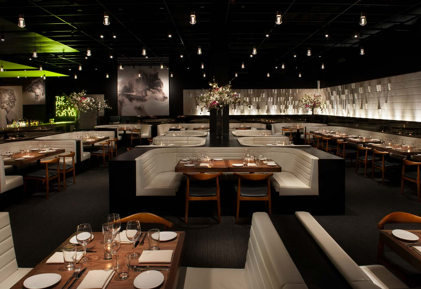 Photo #5 Main Dining Room at STK - Denver
