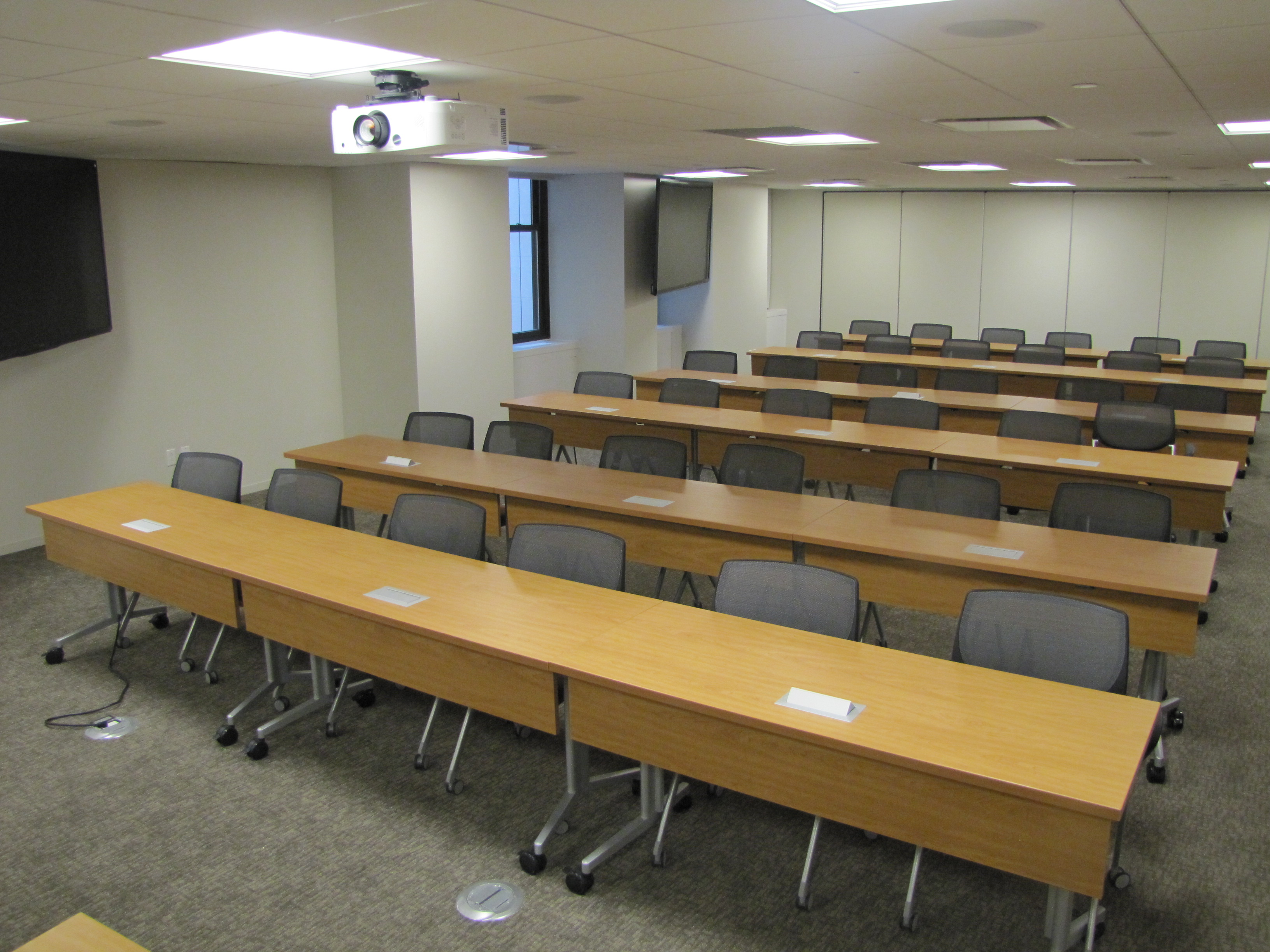 Photo #6 Large Conference Room with A/V, WiFi, Flexible Layout at NYSSCPA
