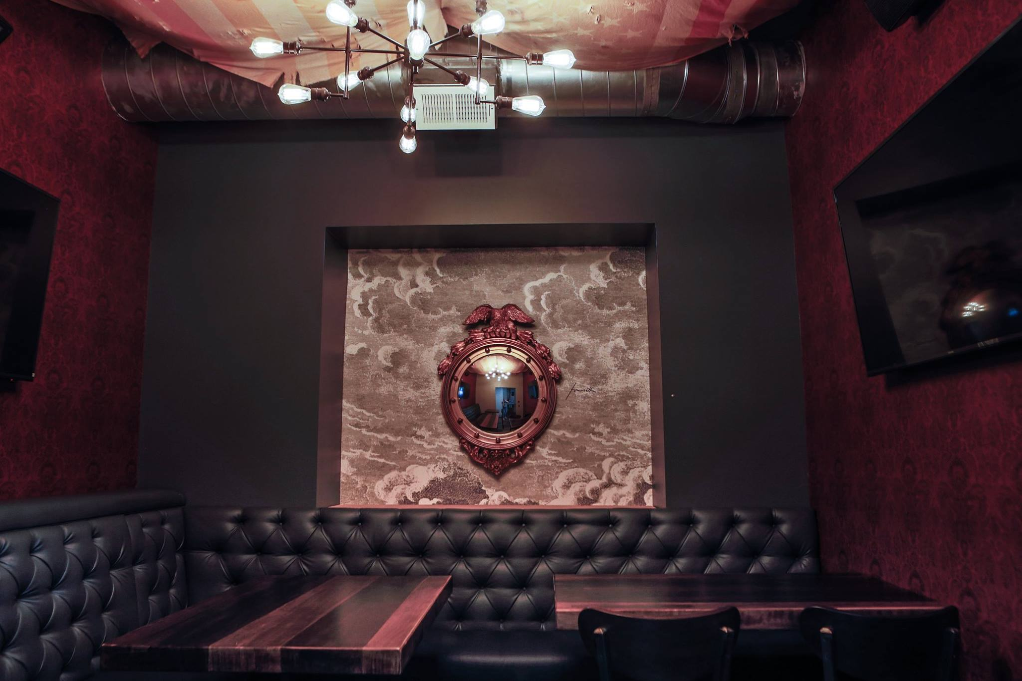 Captain's Quarters event space at Ironside Bar & Galley in Chicago, Chicagoland Area