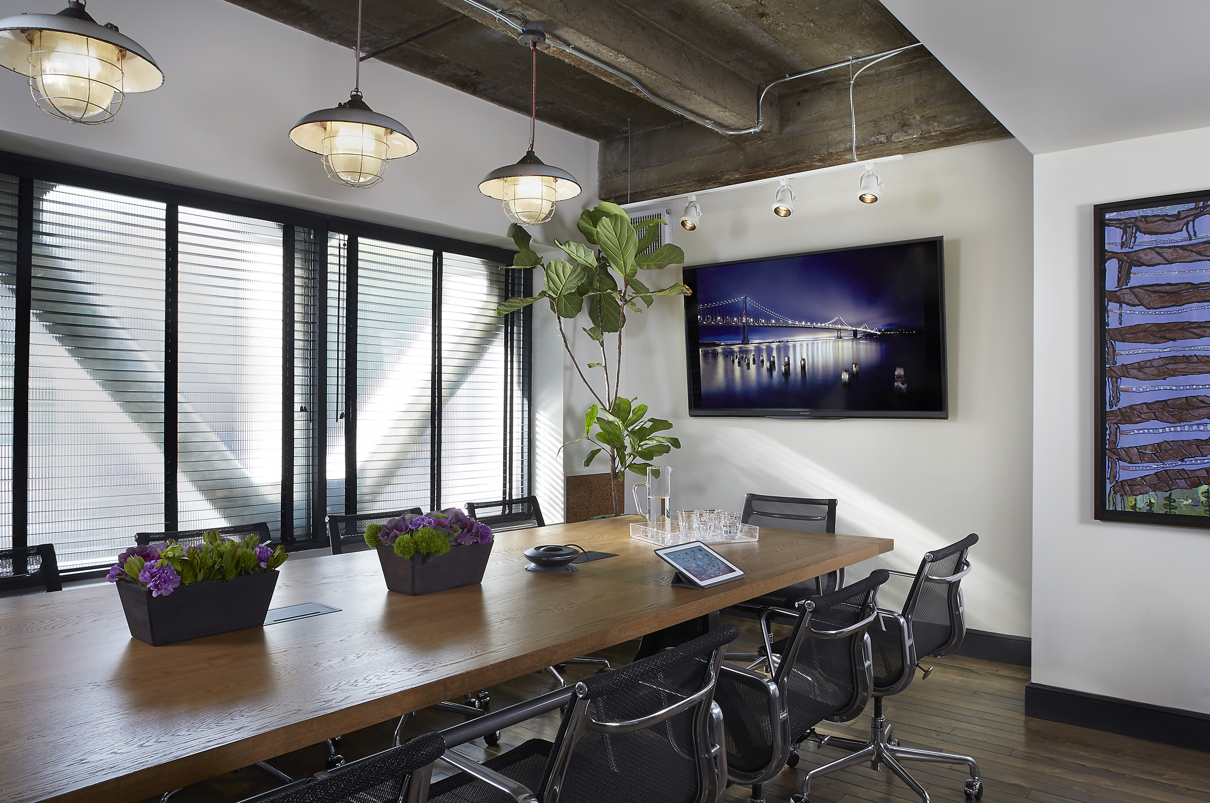Private Meeting Room event space at Hotel G in San Francisco, SF Bay Area, San Fran