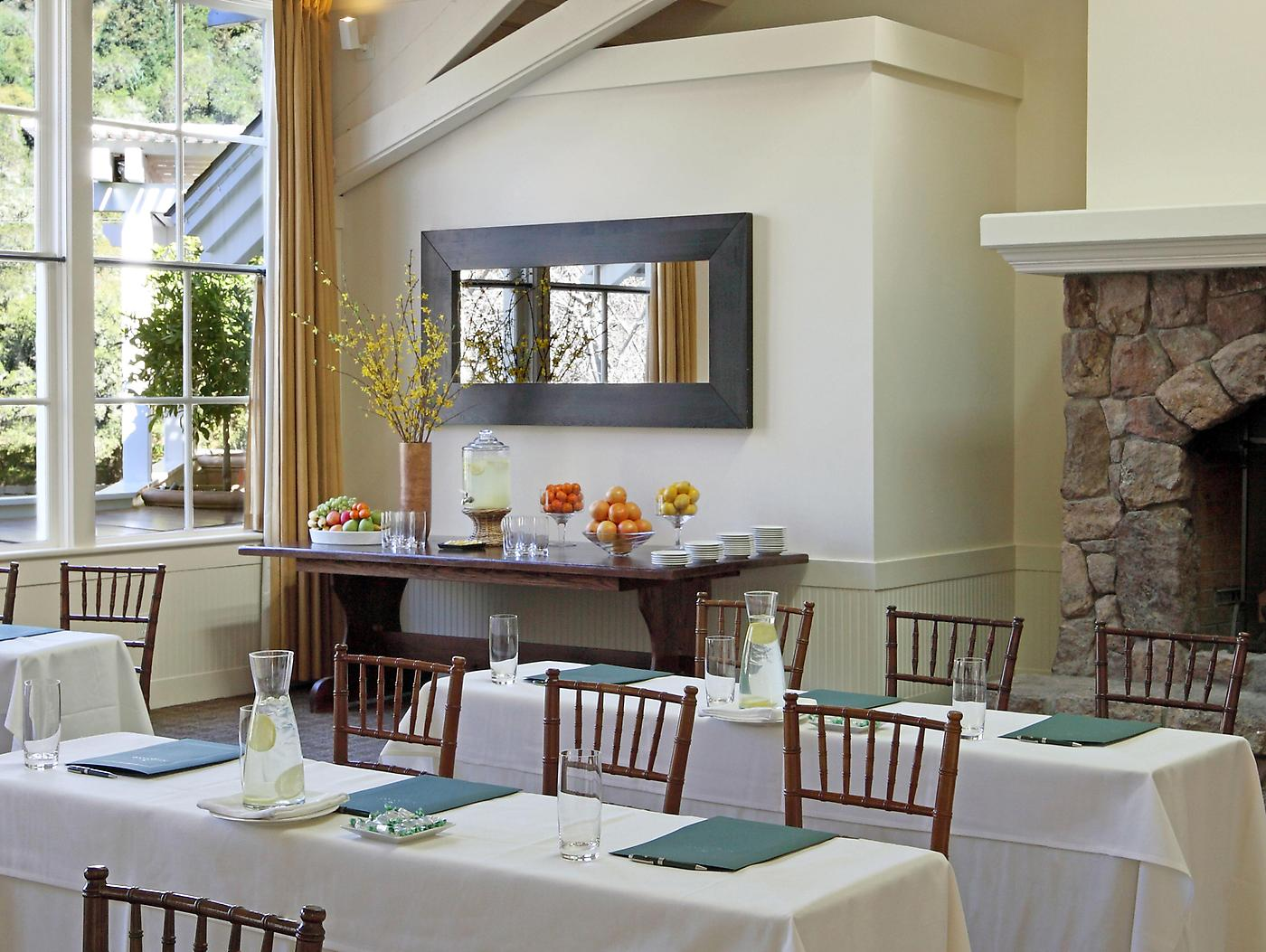 Photo #2 Vintners Room at Meadowood Resort