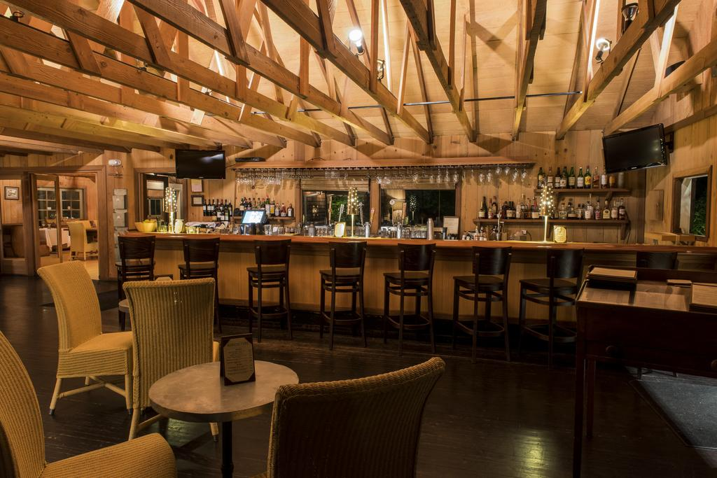 Agriculture Public House event space at Dawn Ranch Lodge in San Francisco, SF Bay Area, San Fran
