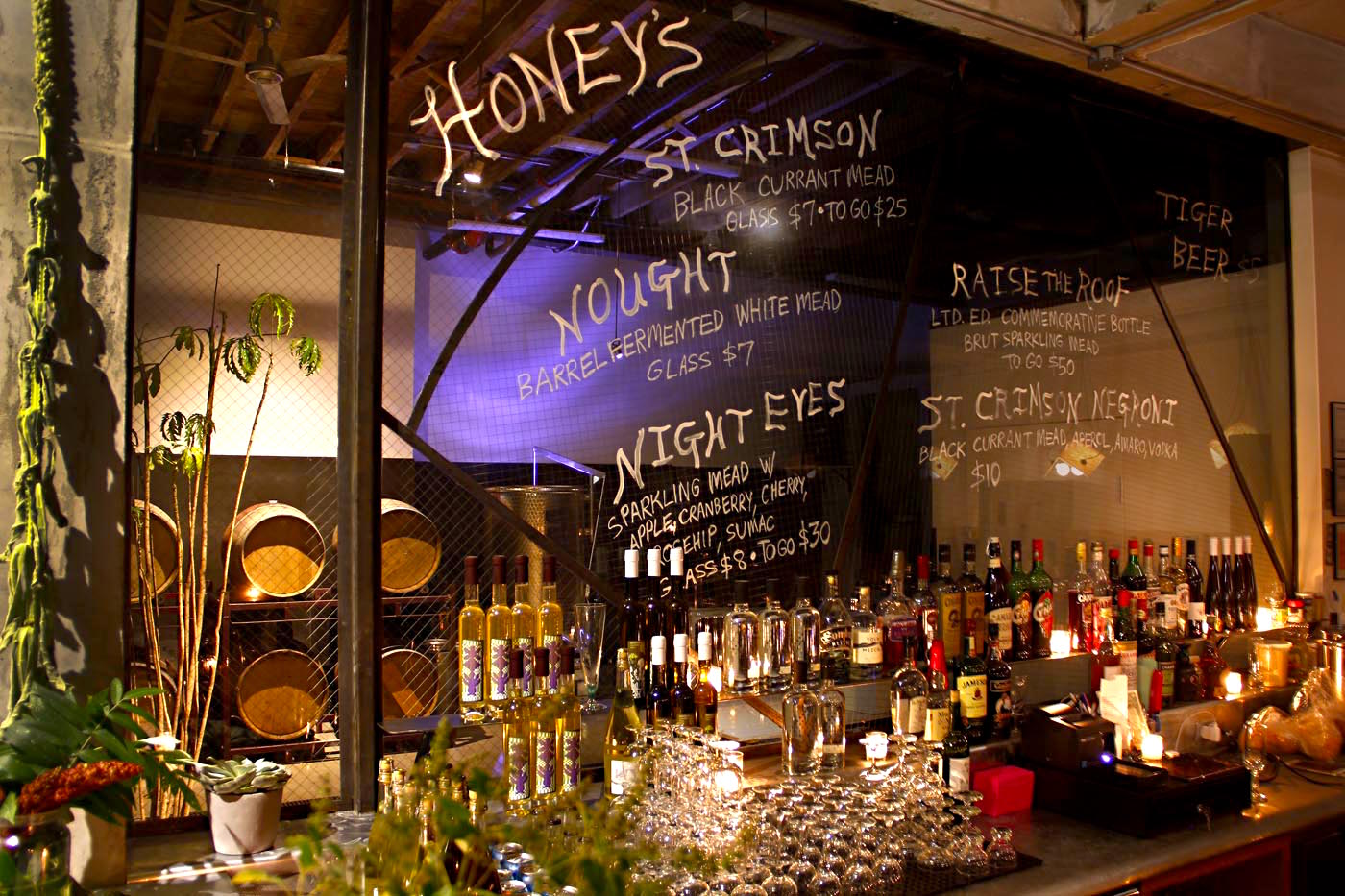 Photo #3 Honey's Cocktail Bar at Honey's