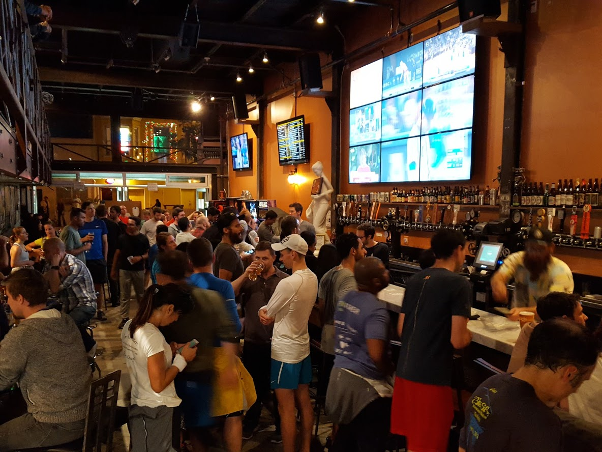 Photo #7 Full Venue at BuzzWorks Craft Beer Sports Tavern