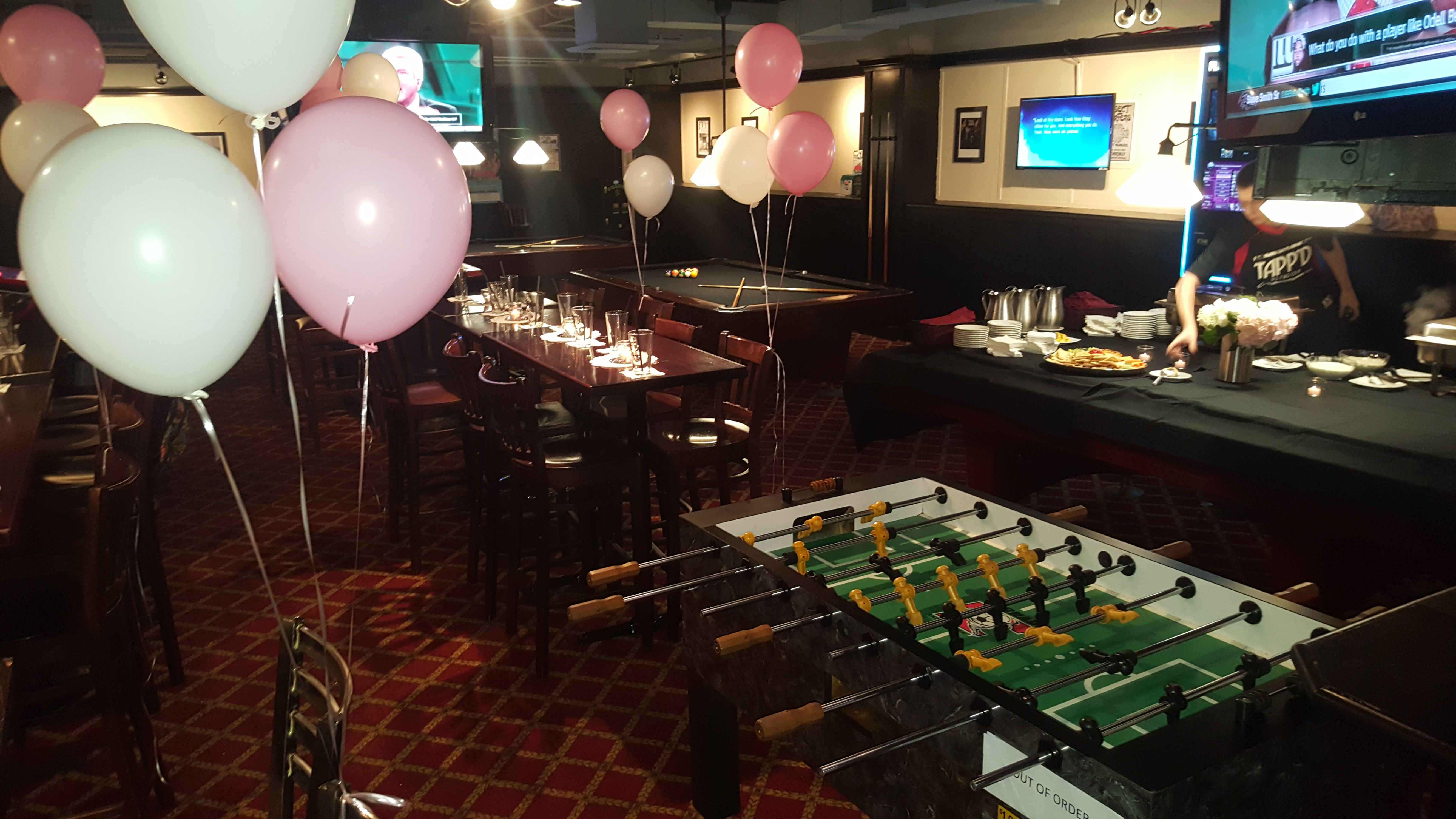 Photo #6 Game Room at Tapp'd Bethesda