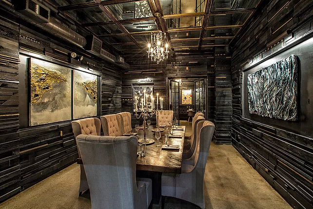 Photo #9 Private Dining Room at Fulton Market Kitchen
