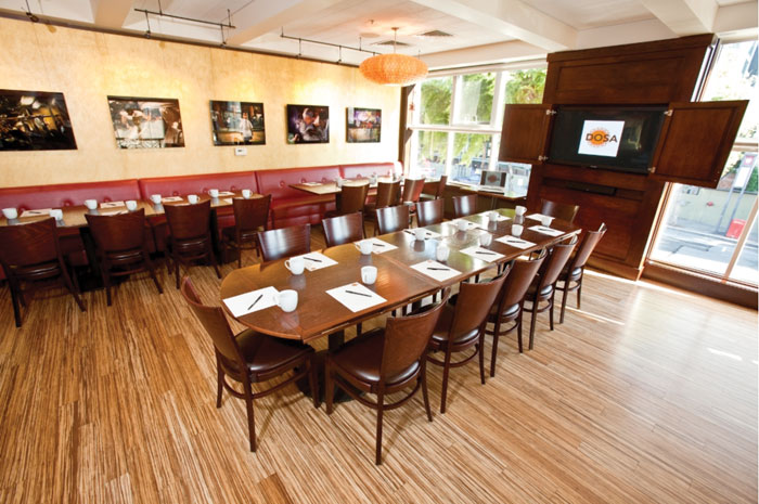 Photo #2 Event Spaces at DOSA on Fillmore