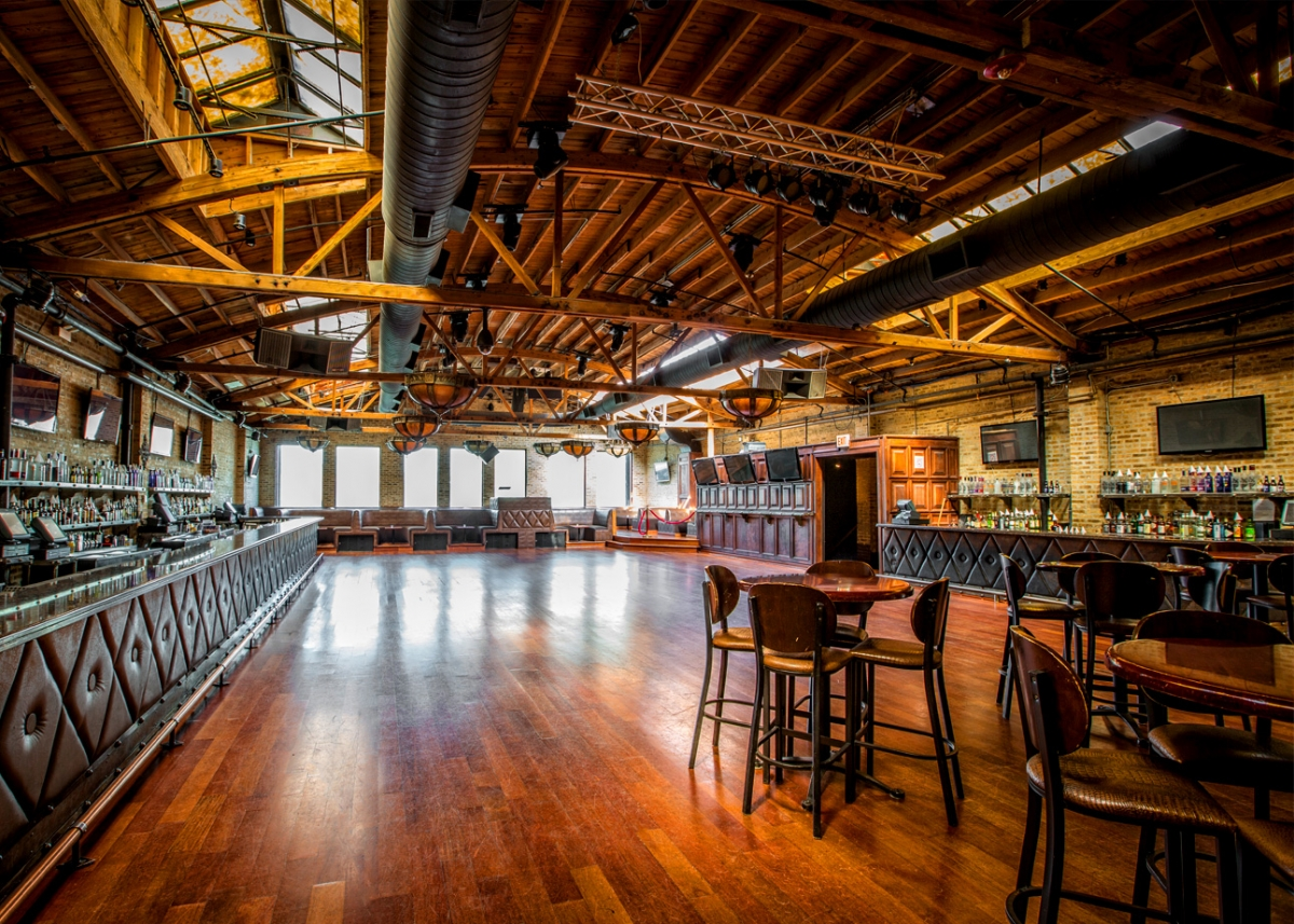Full Space event space at John Barleycorn in Chicago, Chicagoland Area