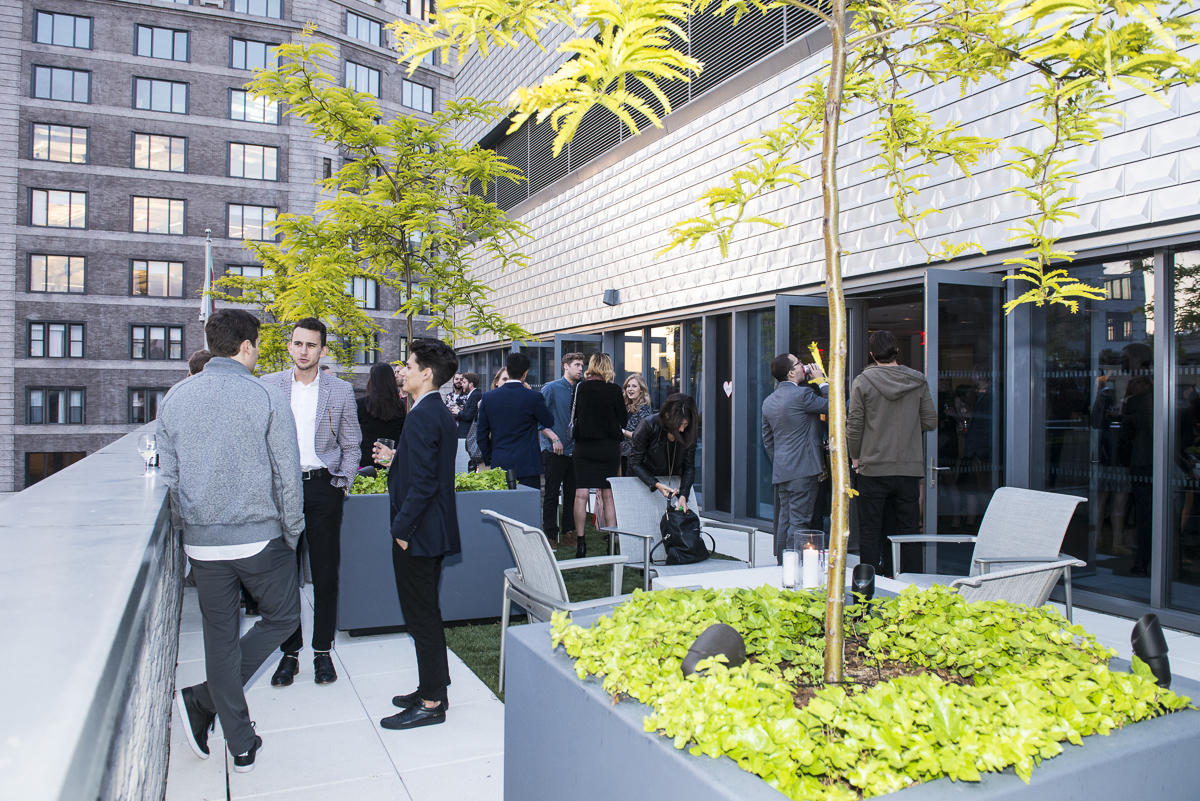 Photo #10 5th Floor Event Space and Terrace with Rooftop Herb Garden at Michael Kors Building at God's Love We Deliver