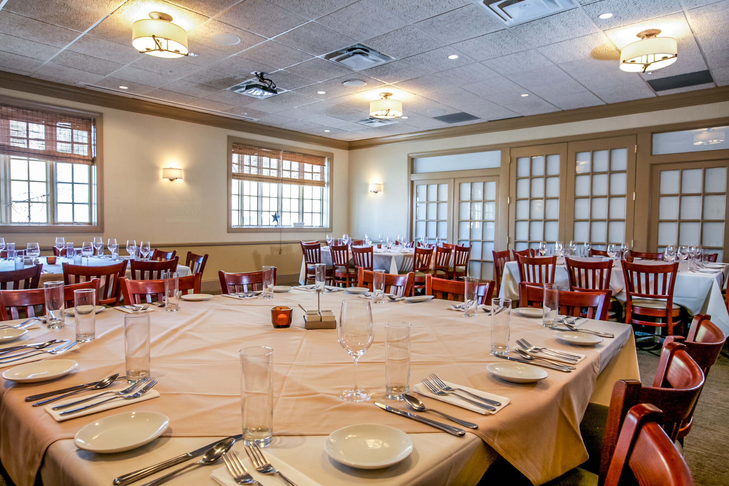 Fazzini's Taverna event space in Washington DC, Maryland, Virginia, DC Area
