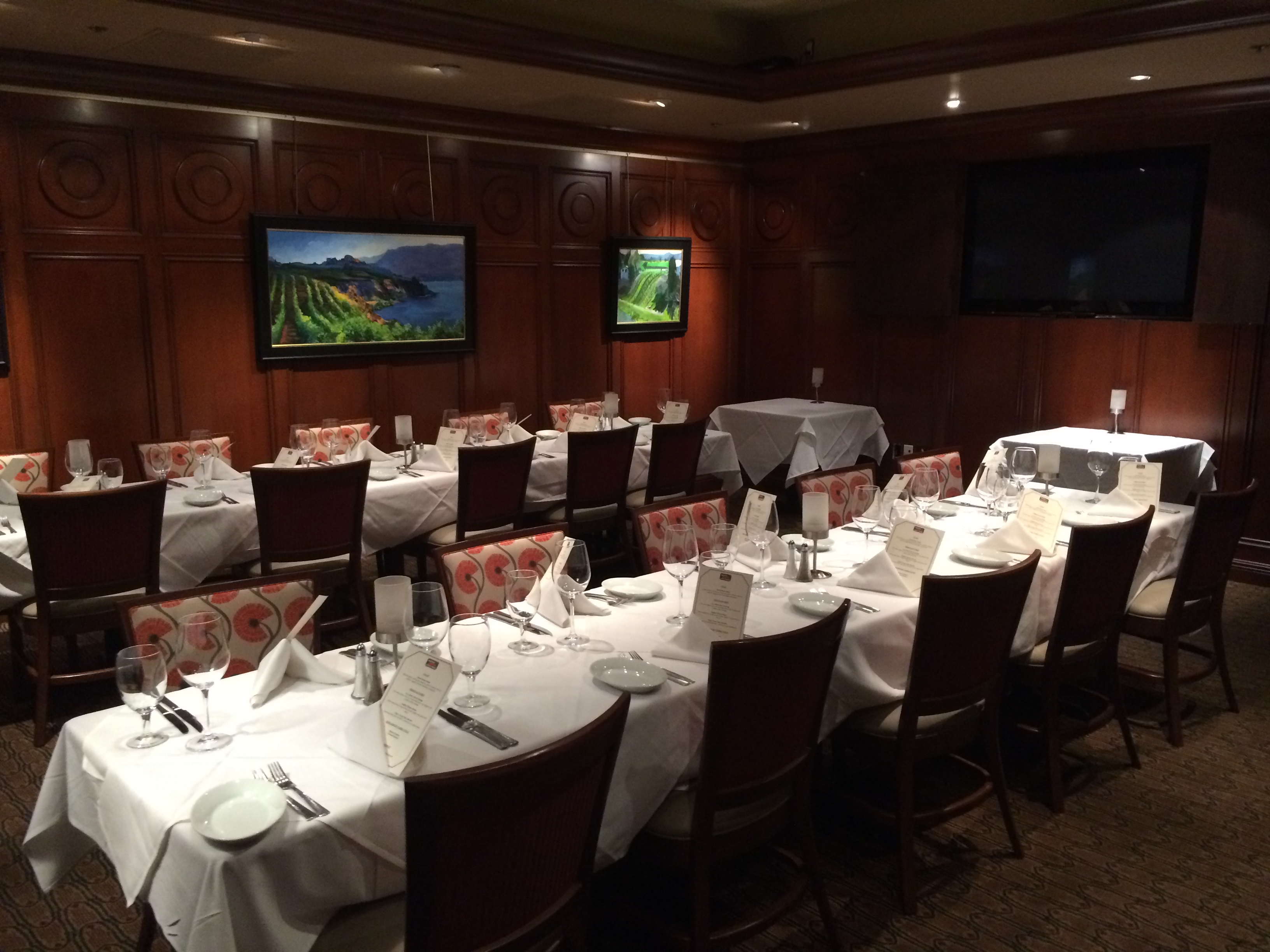 Photo #3 Sacramento Room at Ruth's Chris Steak House