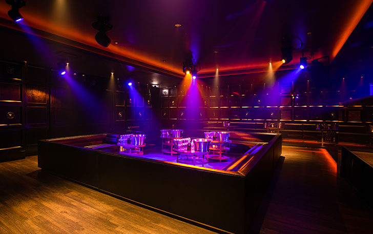 Photo #2 The Den - Main Space at PRYSM