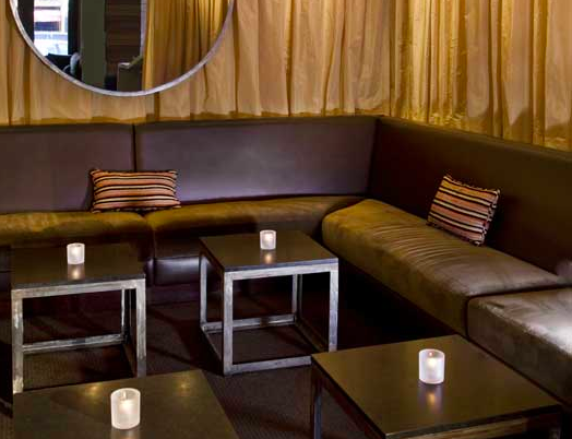 VIP Room event space at Joya Restaurant & Lounge in SF