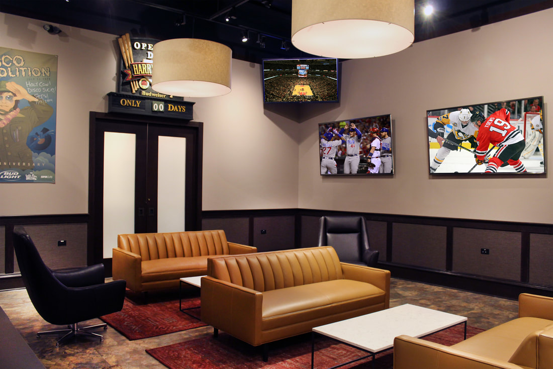 Photo #6 GAME ROOM at Harry Caray's 7th Inning Stretch