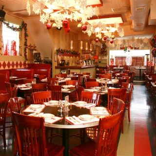 Photo #2 Main Dining Room at Club Lucky Chicago
