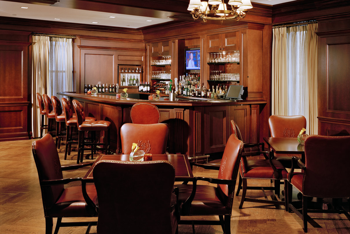 Photo #3 The Main Dining Room at The Harmonie Club