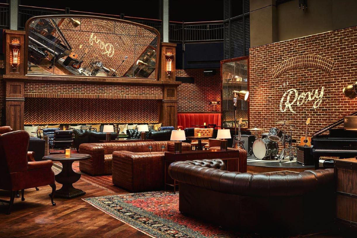 Photo #2 The Roxy Lounge at The Roxy Hotel