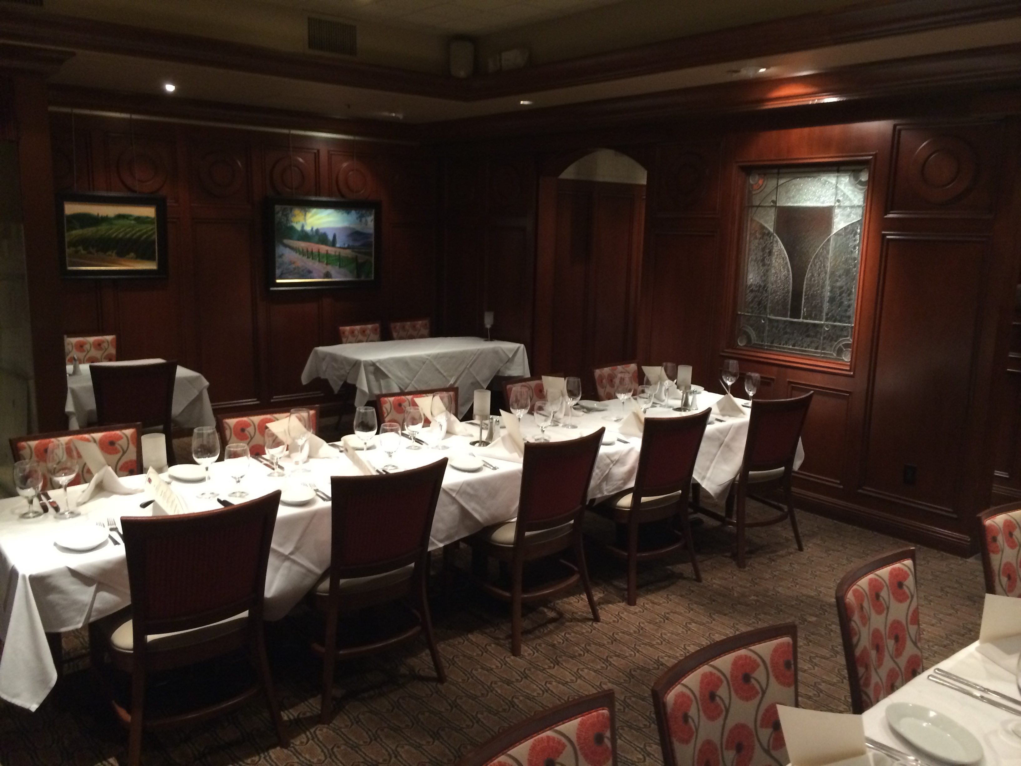 Photo #4 Sacramento Room at Ruth's Chris Steak House