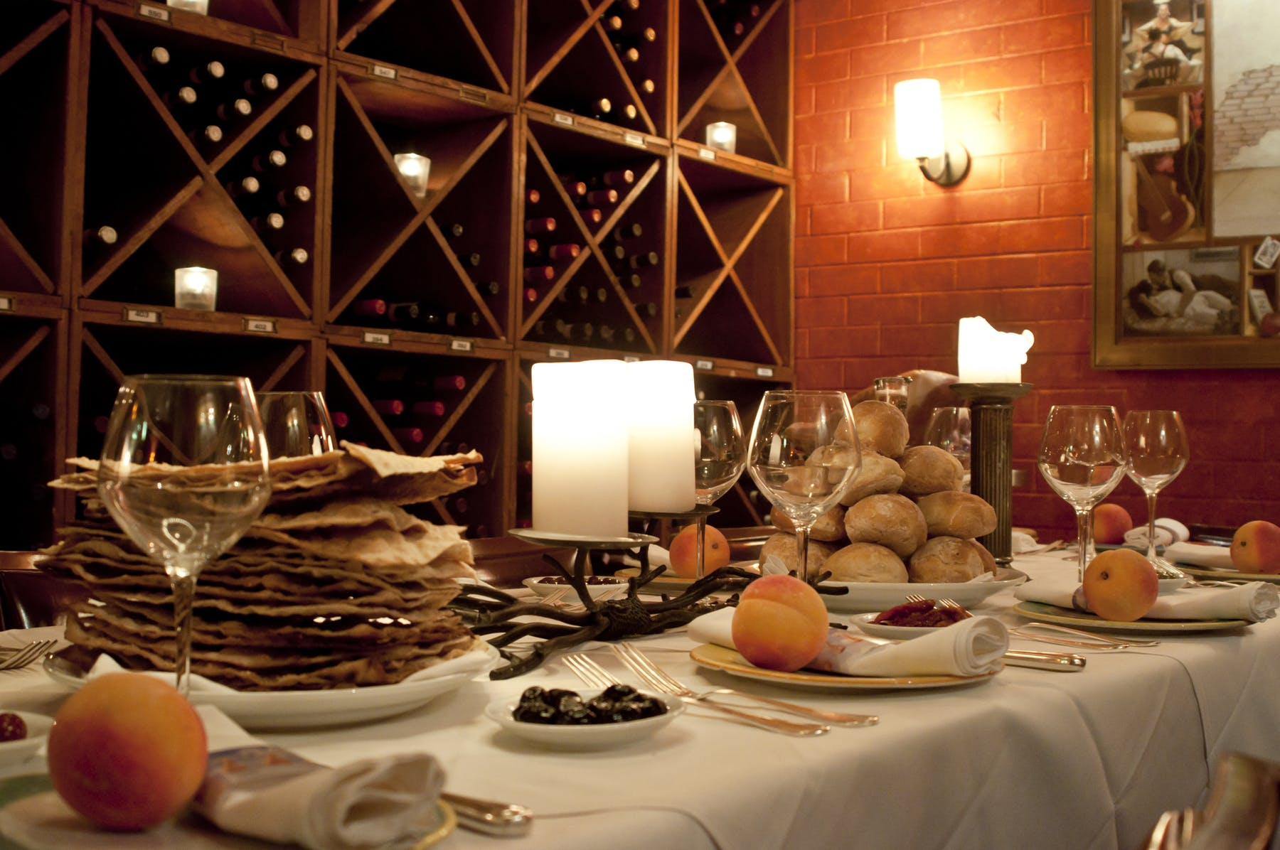 Photo #2 Wine Room at Trattoria Dell'Arte