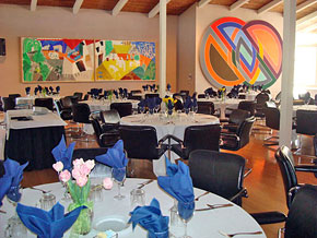 Full Venue event space at Quads Conference Center & Catering, Inc. in Bay Area