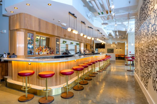 Unconventional Diner event space in Washington DC, Maryland, Virginia, DC Area