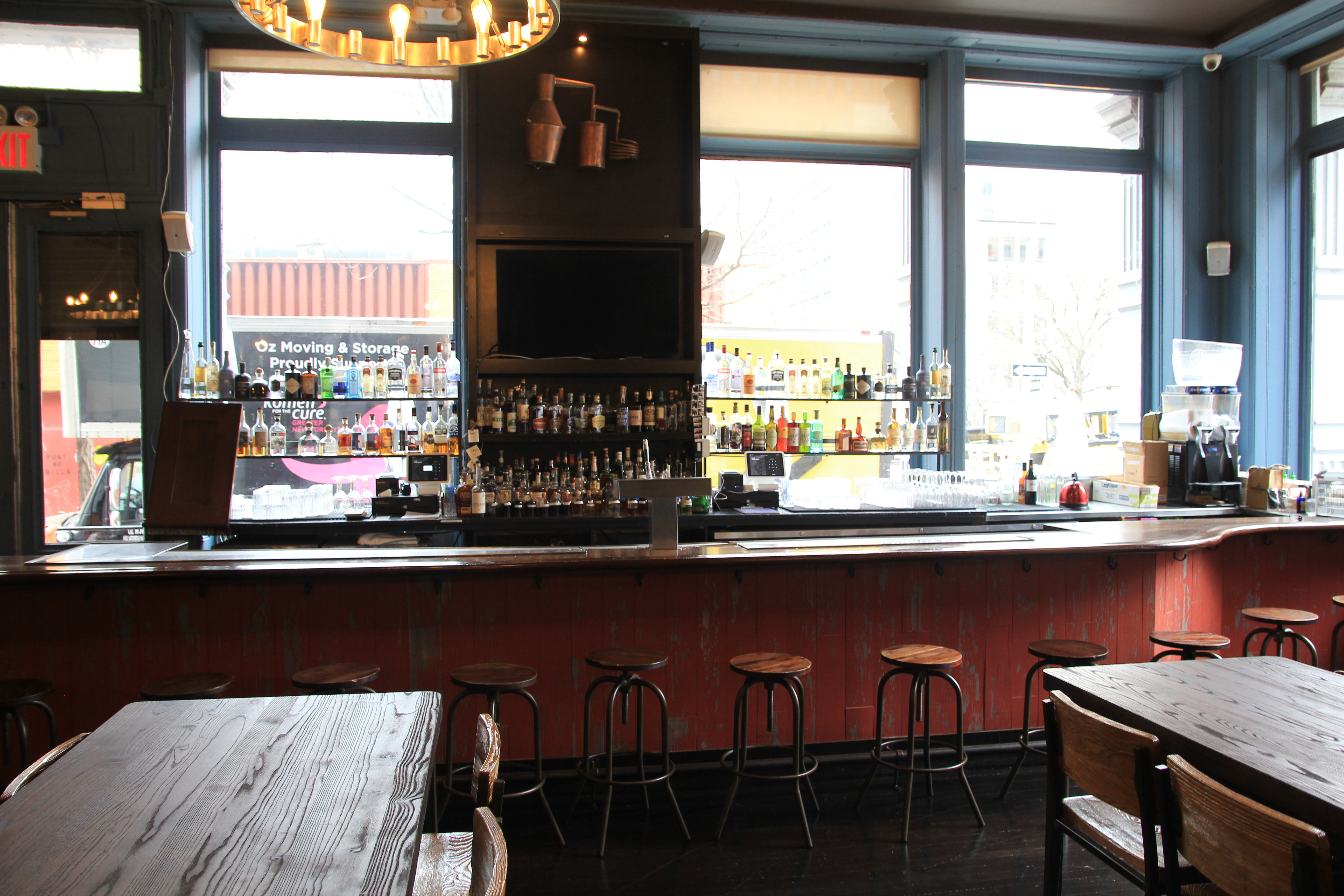 Photo #10 Bar Area at American Whiskey TriBeCa