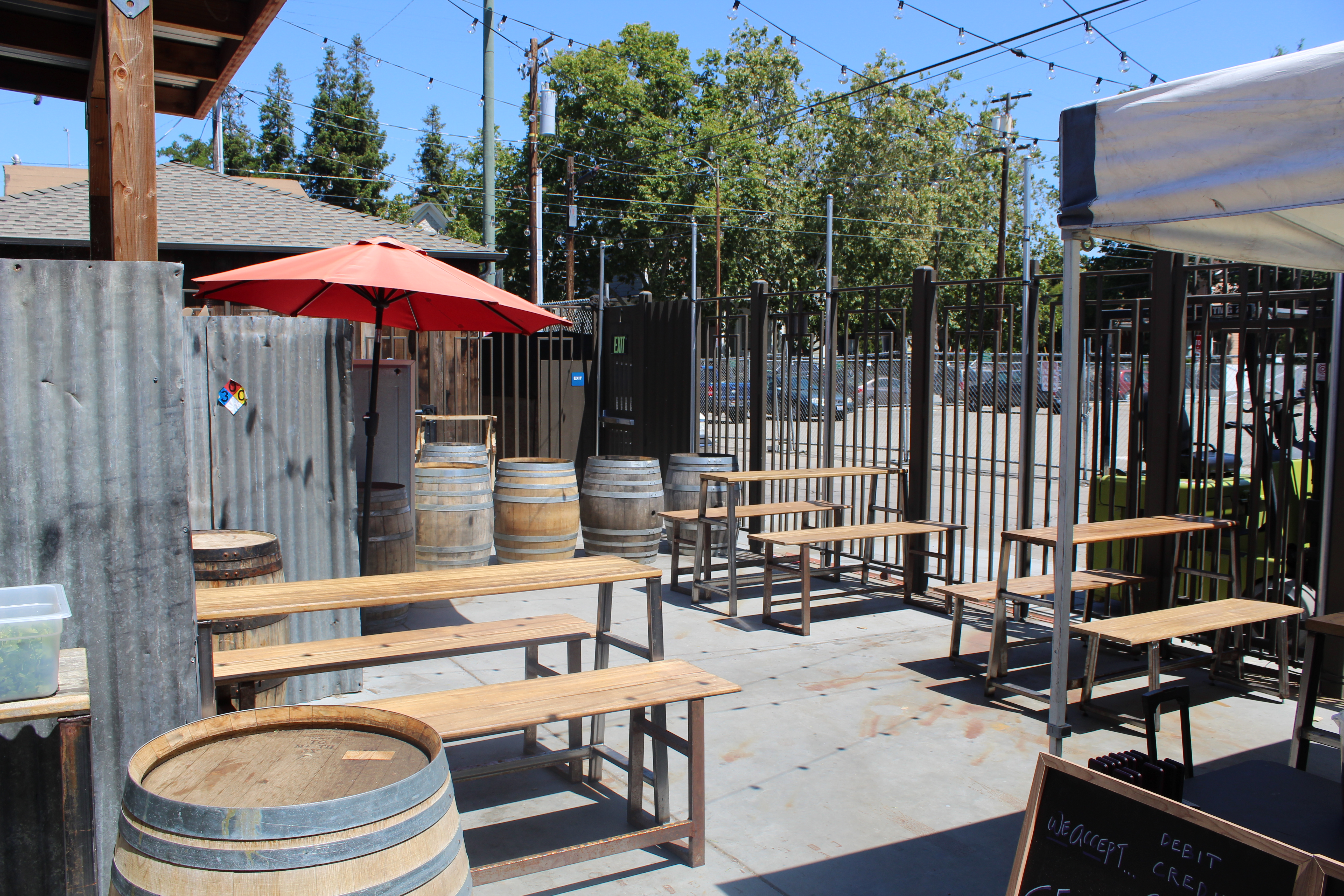 Photo #10 Indoor/Outdoor Patio Space at Camino Brewing Co.