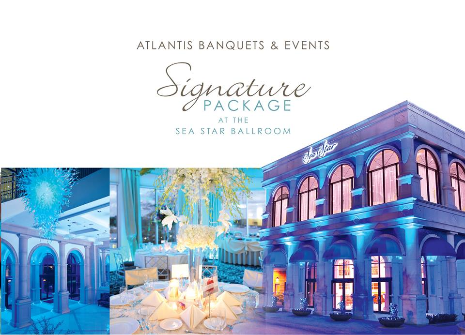 Full Venue event space at Atlantis Banquets and Events in Greater New York