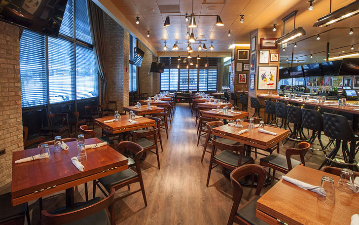 Full Restaurant Buyout event space at Madison Tavern in Chicago, Chicagoland Area
