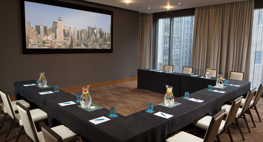 Photo #4 Screening Room at Kimpton Hotel Eventi