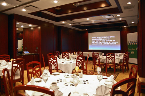 Photo #2 Full Private Dining Space at Morton's The Steakhouse