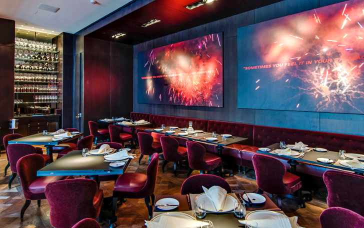 Photo #5 Private Dining Room at CUT by Wolfgang Puck