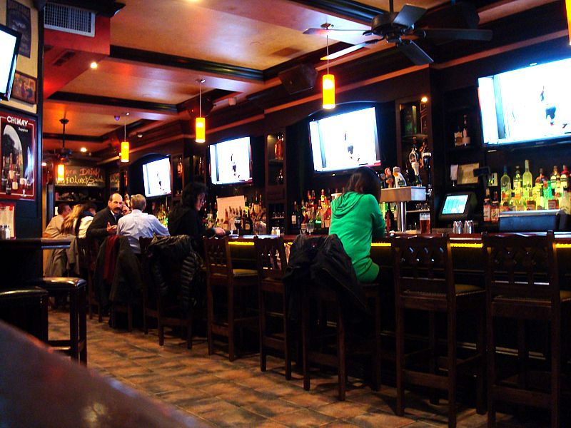 Photo #4 Main Bar at Slattery's Midtown Pub
