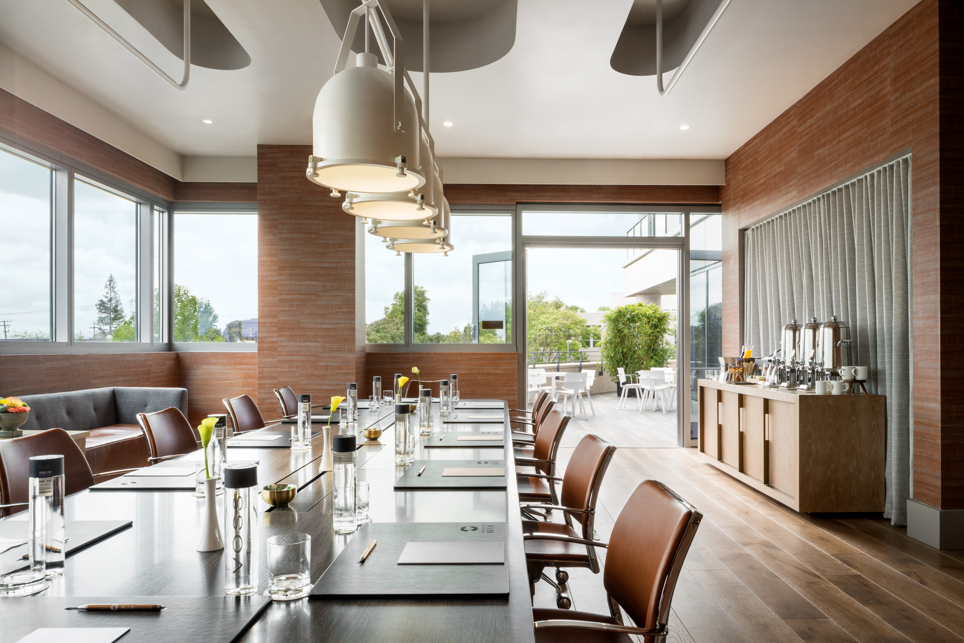 Photo #5 Influence Boardroom at Hotel Nia, Autograph Collection