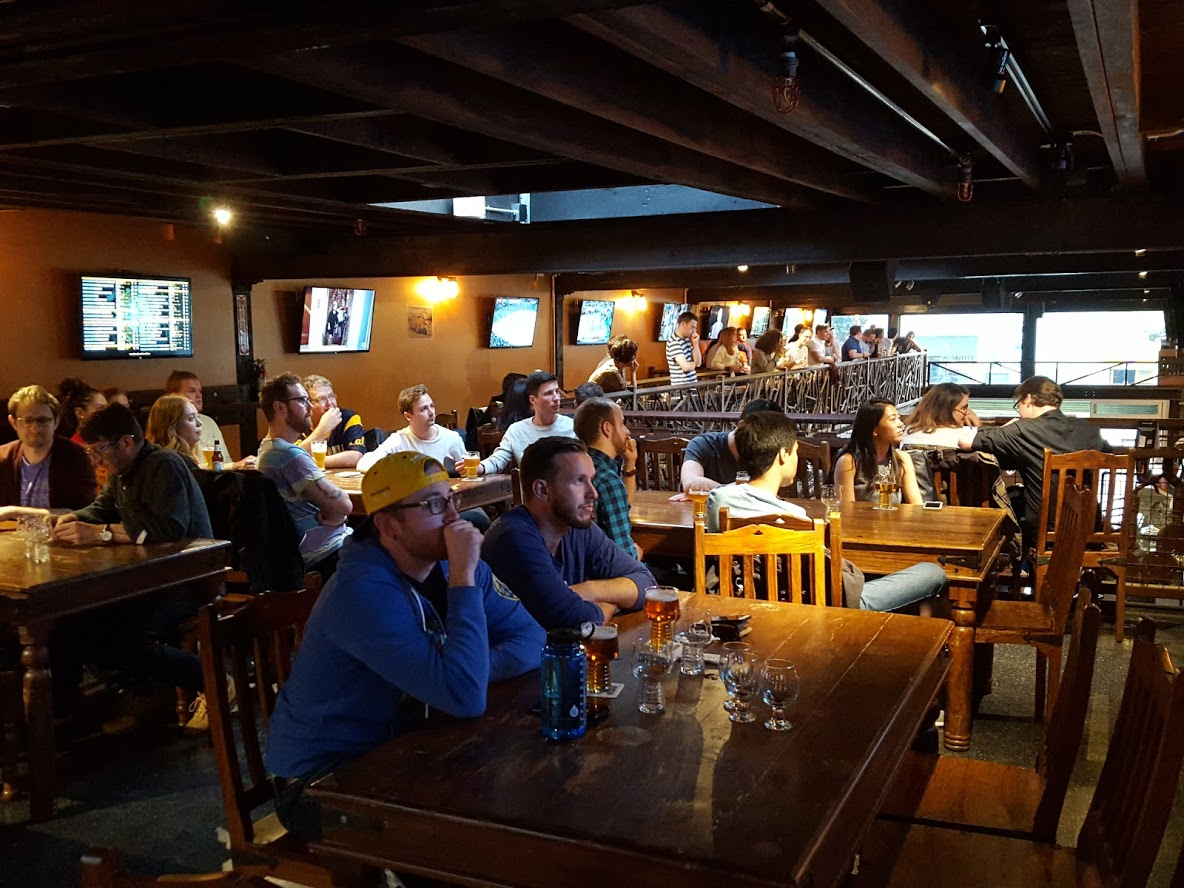 Photo #6 Full Venue at BuzzWorks Craft Beer Sports Tavern