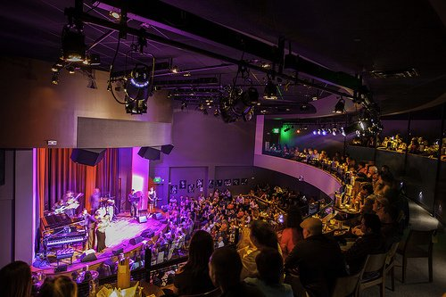 The Fillmore Heritage Center event space in San Francisco, SF Bay Area, San Fran